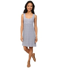 Carve Designs Aloha Dress Azure Tropez Women's Dress Gray