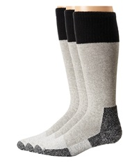 Thorlos Hunting Cold Weather Grey Crew Cut Socks Shoes Gray