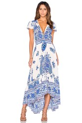 Spell And The Gypsy Collective Hotel Paradiso Dress White
