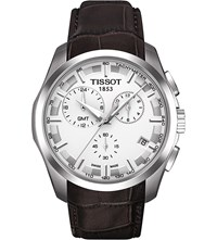 Tissot T035.439.16.031.00 Couturier Stainless Steel Watch
