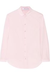 Carven Cotton Poplin Shirt