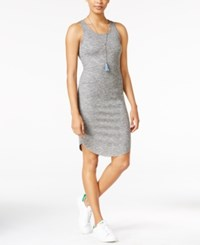 Rachel Roy Racerback Bodycon Dress Only At Macy's Gray
