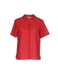 L'autre Chose L' Autre Chose Shirts Shirts Women Red
