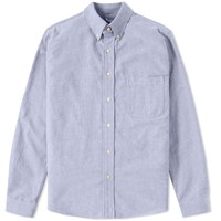 The Hill Side Standard Shirt Blue