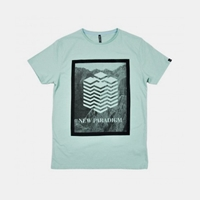 Sixpack France New Paradigm T Shirt Heather Green Selekkt.Com Shop