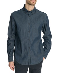 Menlook Label Duncan Stone Button Down Shirt