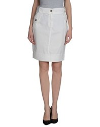 Yes Zee By Essenza Skirts Knee Length Skirts Women