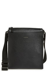 Men's Ermenegildo Zegna 'Yum' Leather Crossbody Bag