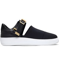 Buscemi 60Mm Cut Out Neoprene Trainers Black