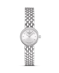 Tissot Lovely Silver Quartz Dress Watch 19Mm No Color