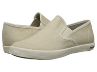 Seavees 02 64 Baja Slip On Standard Natural Women's Slip On Shoes Beige