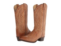 Old West Boots 5229 Tan Canyon Cowboy Boots Brown