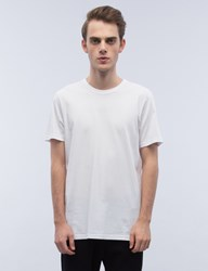 Reigning Champ Cotton Jersey S S T Shirt