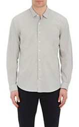 Atm Anthony Thomas Melillo Solid Voile Shirt Green