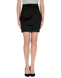 Dandg D And G Mini Skirts Black