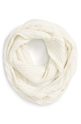 Women's Vince Camuto Cable Knit Infinity Scarf