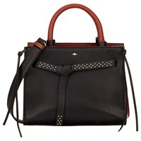 Nica Selma Small Grab Bag Black