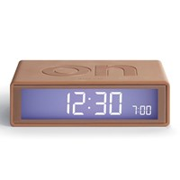 Lexon Flip Clock Copper