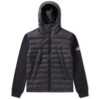 The North Face Mountain Crimped Jacket Black