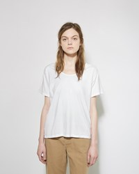 Visvim Ultimate Stars Tee White