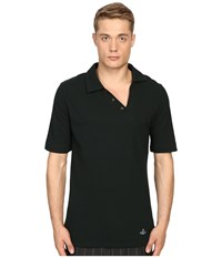 Vivienne Westwood Classic Pique Asymetric Polo Green