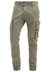 Replay Cargo Trousers Grey