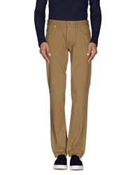 Love Moschino Trousers Casual Trousers Men Beige