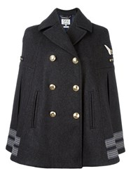 Tommy Hilfiger Stripe Detail Peacoat Grey