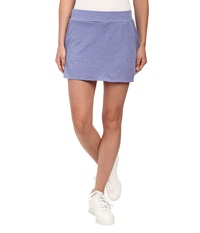 Bench Skortingaround Shorts Deep Periwinkle Marl Women's Skort Blue
