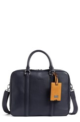 Ted Baker Men's London 'Dice' Leather Briefcase