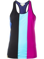 Monreal London Racerback Tank Top Black