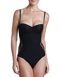 La Perla Allure Convertible Bodysuit Black