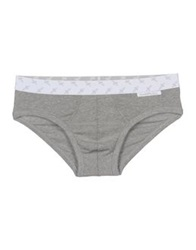 Cesare Paciotti Underwear Briefs Grey