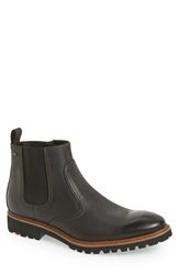 Lloyd 'Vigan' Water Resistant Chelsea Boot Men Black