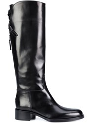 Sartore Knee Length Boots Black