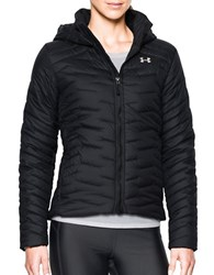 Under Armour Long Sleeve Hooded Reactor Jacket Black