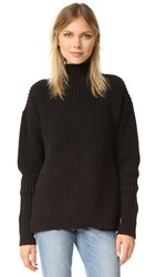 Won Hundred Duffer Sweater Black