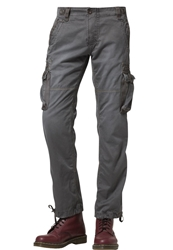 Alpha Industries Tough Cargo Trousers Grau Grey