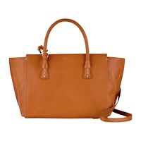 Radley Wimbledon Medium Leather Shoulder Bag Tan