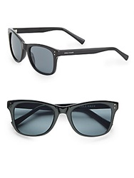 Cole Haan 54Mm Wayfarer Sunglasses Black