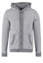 Japan Rags Stanfur Tracksuit Top Grey Melange Mottled Grey