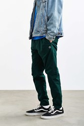 Without Walls Crinkled Nylon Wind Pant Dark Green
