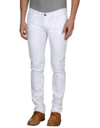 Roy Rogers Roy Roger's Choice Casual Pants White