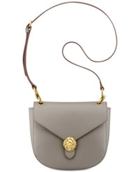 Anne Klein Pearl Crossbody Medium Grey