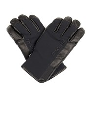 Mover Insulated Stretch And Leather Gloves
