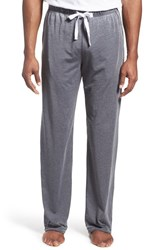 Men's Daniel Buchler Washed Cotton Blend Lounge Pants