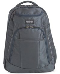Kenneth Cole Goliath Backpack Charcoal