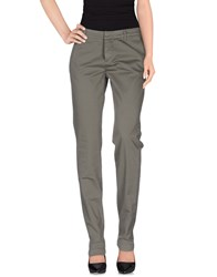Pinko Sunday Morning Trousers Casual Trousers Women Military Green
