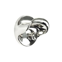 Kartell Metal Wall Hook Chrome