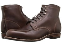 Wolverine Courtland Brown Men's Work Boots